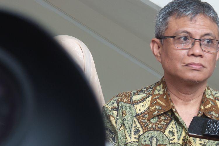 Pendiri INDEF Didik J Rachbini