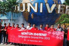 Telkomsel Ajak Pelanggan Loyal Nonton F1 Singapura