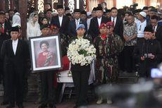 Jokowi: Ibu Ani Istri yang Setia dalam Suka dan Duka...