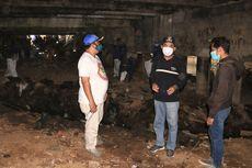 Korban Kebakaran di Cideng Mengungsi, Semuanya Diminta Jalani Rapid Test