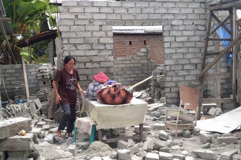 Gempa M 5,8 di Tojo Una-una, Seorang Anak Perempuan Tewas dan Belasan Bangunan Rusak