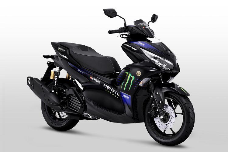 All New Aerox 155 MotoGP