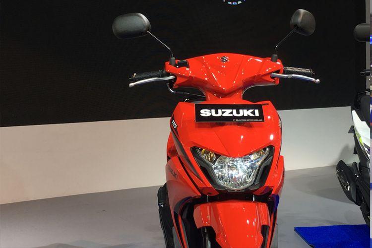Suzuki Nex II 2018.
