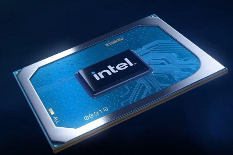 GPU discrete Intel Iris Xe Max