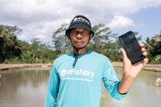 Manfaatkan Teknologi, Pembudidaya Ikan di Tulungagung Bisa Jual 35 Ton Ikan Per Bulan