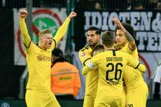 5 Fakta Jelang Laga Wolfsburg Vs Borussia Dortmund