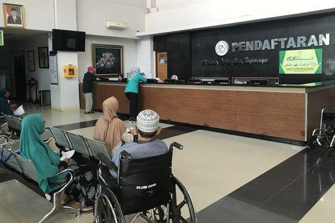 Antisipasi Corona, RSUD Tangerang Tambah 3 Ruang Isolasi
