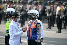 Ridwan Kamil Minta Petugas Jaga 24 Jam Titik Penyekatan Mudik di Jabar