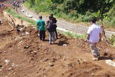 Ditjen Perkeretaapian: Longsor di Proyek Double Track Diduga Karena Faktor Alam, Pekerjaan Sementara Dihentikan