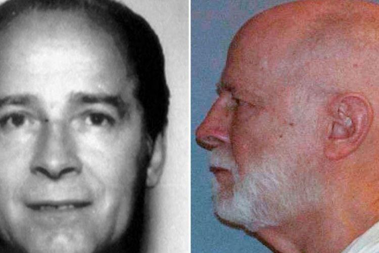 James Whitey Bulger. Bos mafia Boston yang dilaporkan tewas di dalam selnya.