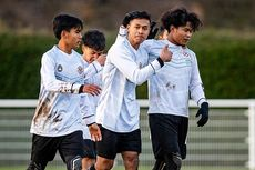 Link Live Streaming Garuda Select Vs Juventus U17, Kick-off 21.30 WIB