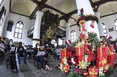 Potret Perayaan Natal di Berbagai Negara, dari Vatikan sampai Indonesia