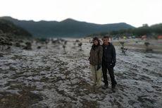 Kristal Es Bak Salju Muncul di Gunung Gede, Kenapa Bisa Terjadi?