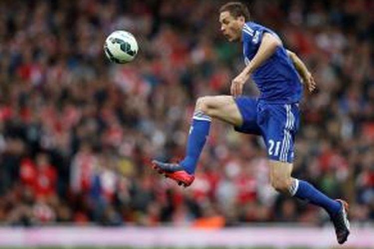 Gelandang Chelsea, Nemanja Matic.