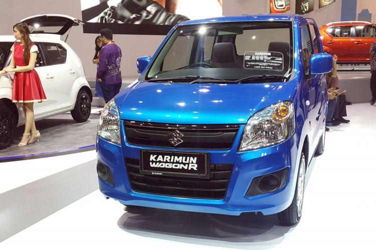 Suzuki melakukan penyegaran ringan pada mobil murah andalan, Karimum Wagon R.