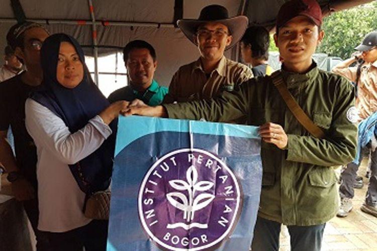 IPB akan membukaPosko Mahasiswa Tanggap Bencana (Mantab) di wilayah Ujung Jaya Kecamatan Sumur, Pandeglang, Banten.