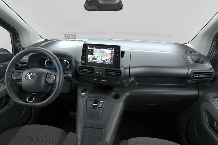 Interior Toyota Proace City