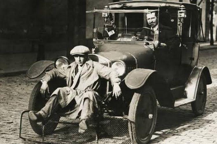The Car Catcher.