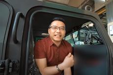 Coba Mobil Komodo, Anang Hermansyah: Enteng Banget kayak Jeep Biasa