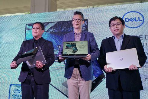 Duo Laptop Dell XPS 15 (2018) Masuk Indonesia, Harga Rp 30-an Juta