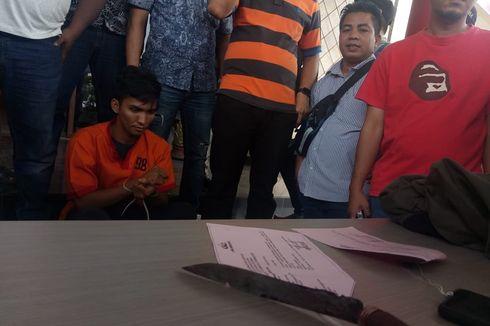 Sebelum Dibegal, Rekan Sopir Taksi Online di Palembang Sempat Curiga