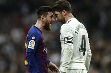 Barcelona Vs Real Madrid, Luis Milla Bahas Peran Penting Messi dan Ramos