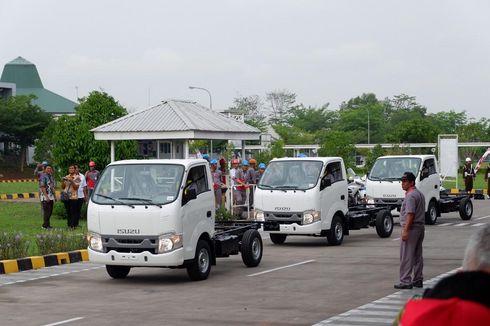 Imbas Corona, Pabrik Isuzu Indonesia Kurangi Kapasitas Produksi