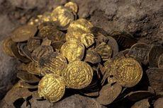 Terkubur 1.100 Tahun, Ratusan Koin Emas Era Kekhalifahan Abbasiyah Ditemukan
