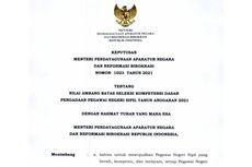 Daftar Kementerian dan Lembaga yang Sudah Rilis Jadwal SKD CPNS 2021