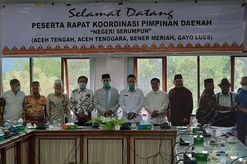 4 Kabupaten di Aceh Kembali Wacanakan Pemekaran Provinsi ALA