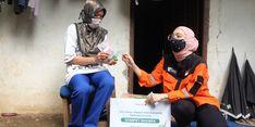 Perantau Prasejahtera di Tangerang Selatan Dapat Bantuan dari Dompet Dhuafa