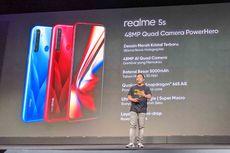 Harga dan Spesifikasi Lengkap Realme 5s di Indonesia
