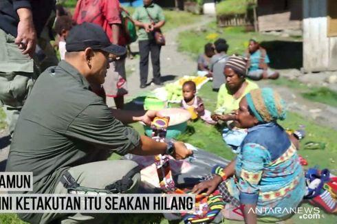 Setelah Serangkaian Kekerasan KKB, Begini Kondisi di Beoga, Papua