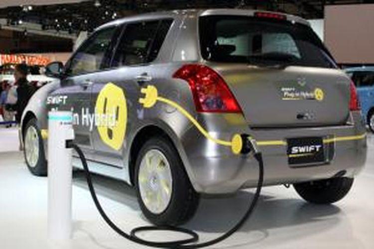Suzuki menyiapakan teknologi hibrida yang lebih sederhana dan murah.