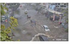 Hujan Deras Saat Kemarau, 5 Daerah Ini Terendam Banjir