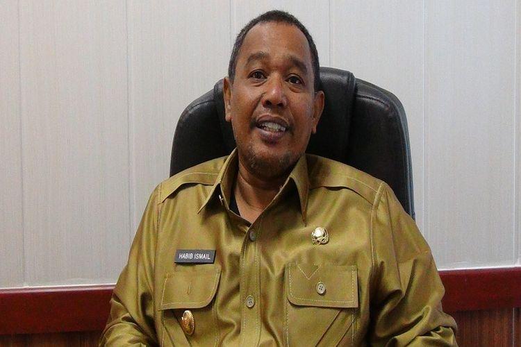 Wakil Gubernur Kalimantan Tengah saat ditemui Kompas.com di ruang kerjanya