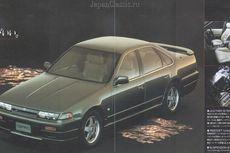 Nissan Cefiro Kalah Saing dengan Accord dan Corona