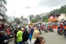 Gempa Beruntun Guncang Ambon, Kantor dan Pusat Perbelanjaan Tutup