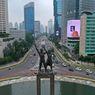 Ganjil Genap di Jakarta Berkurang Jadi 3 Kawasan, Ini Lokasinya