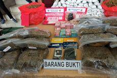 Kronologi Penangkapan Bandar Narkoba di Denpasar, Polisi Sita 30 Kg Ganja yang Dibawa dari Aceh