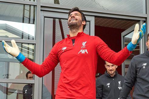 Jelang Man United Vs Liverpool, De Gea Cedera, Alisson Becker Bangkit