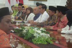 Bertemu Jokowi, Badan Koordinasi Mubalig Sampaikan soal Bela Negara