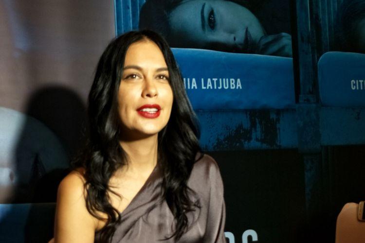 Artis peran Sophia Latjuba