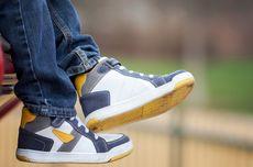Tips Memilih Sepatu Anak Agar Mendukung Pertumbuhan Kakinya