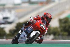 Jadi Sirkuit Favorit, Mario SA Siap Melesat di CEV Moto3 Aragon