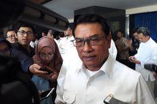 Moeldoko Sebut Pemerintah Dalami Kerusuhan di Calon Ibu Kota Baru