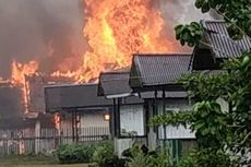 Tragedi Kerusuhan Yahukimo, 6 Orang Tewas, 43 Luka-luka, Berawal dari Kematian Mantan Bupati