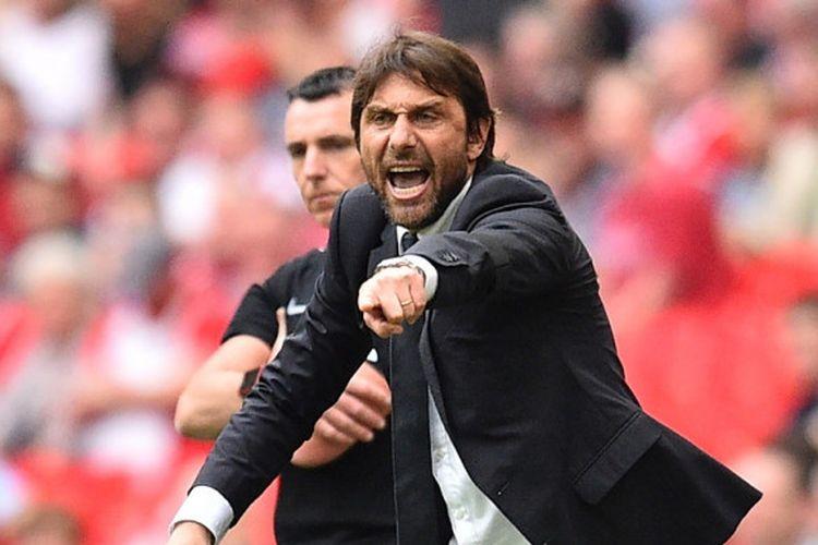 Mantan pelatih Chelsea, Antonio Conte.