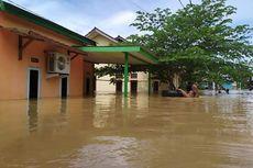 Sungai Kandilo Meluap, 5 Desa di Kaltim Terendam Banjir