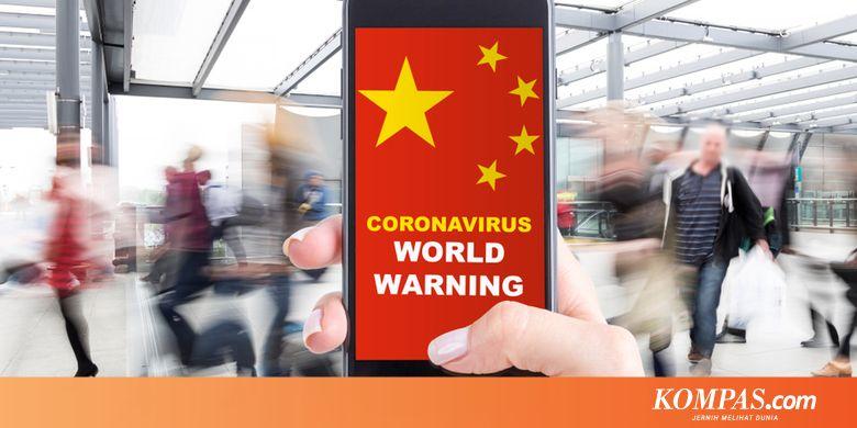 Update Terbaru Korban Virus Corona: 2.630 Orang Meninggal Dunia, 79.571 Terinfeksi